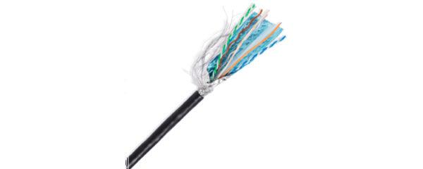 câble coaxial analogique